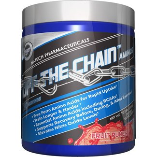 Hi Tech Pharmaceuticals Off The Chain Fruit Punch 30 Servings