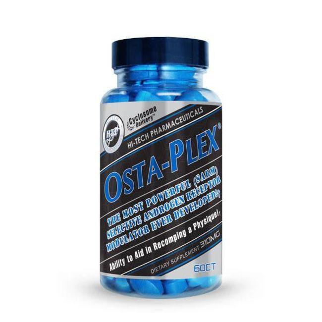 Hi Tech Pharmaceuticals Osta-Plex 60 Count