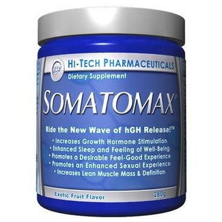 Hi Tech Pharmaceuticals Somatomax Exotic Fruit 20 Servings