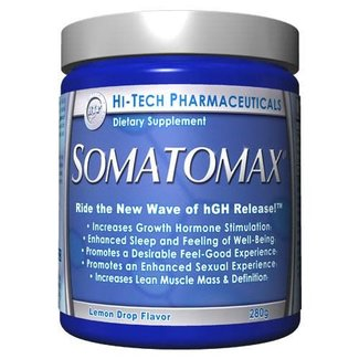 Hi Tech Pharmaceuticals Somatomax Lemon Drop 20 Servings