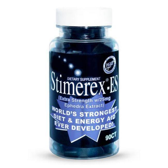 Hi Tech Pharmaceuticals Stimerex-ES 90 Tablets