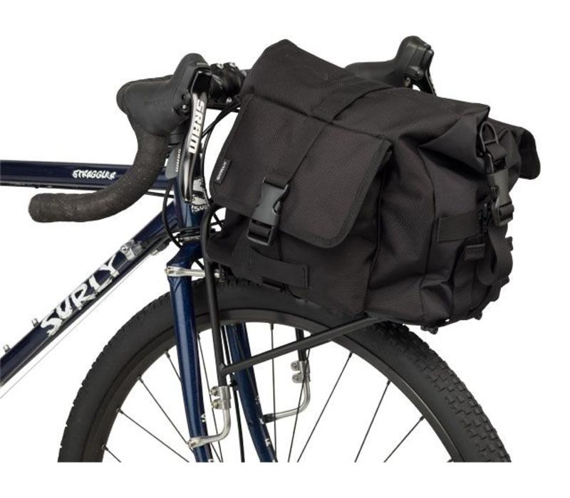 Surly Petite Porteur House Bag: Black