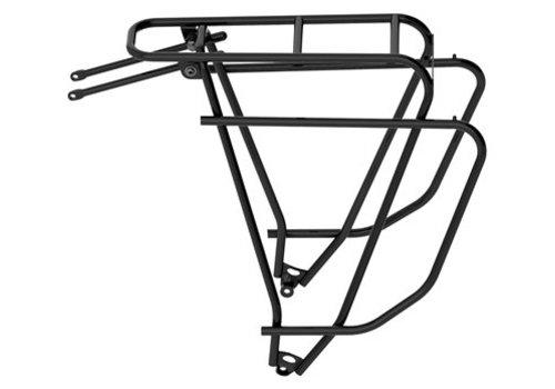 Tubus Tubus Logo Evo Black Rear Rack