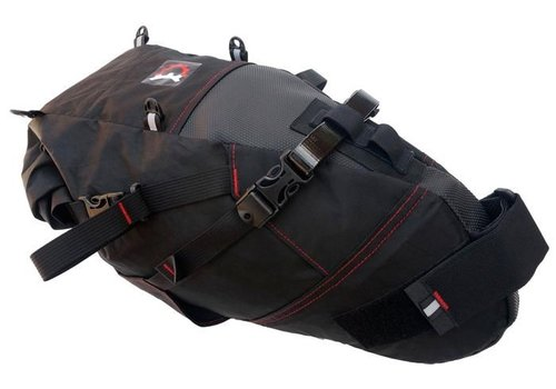 Revelate Designs Revelate Designs Viscacha Seat Bag: Black
