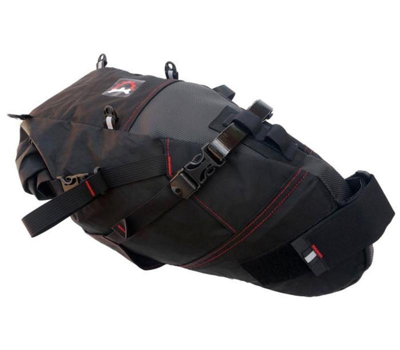 Revelate Designs Viscacha Seat Bag: Black