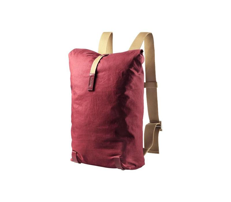 Brooks Pickwick Day Pack - (Large / 26 Liter) - Chianti/Maroon
