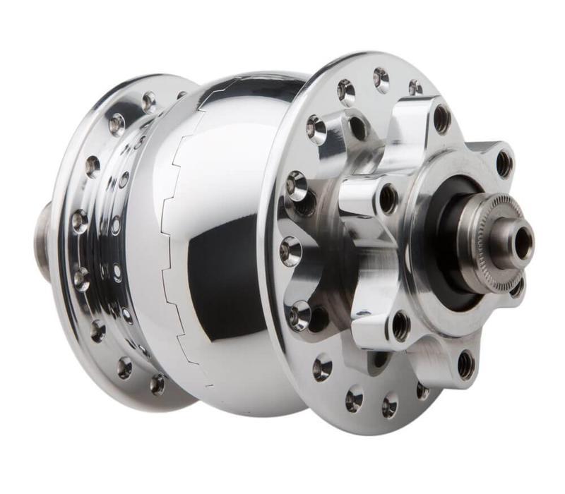 Schmidt Son28 Disc ISO 32h Silver