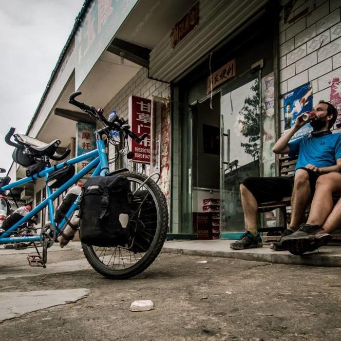 Touring and Bikepacking