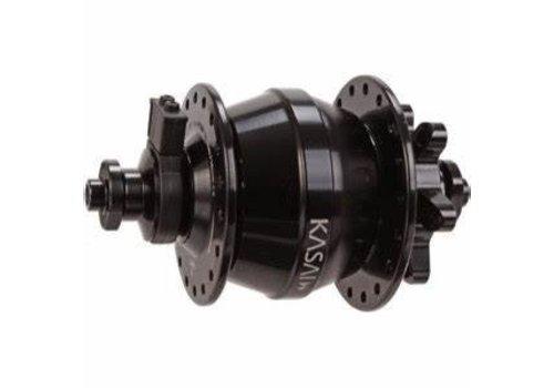Kasai Dynacoil Hub ISO Disc 32h Black