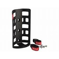 Salsa Anything Cage HD with Salsa Straps, Black