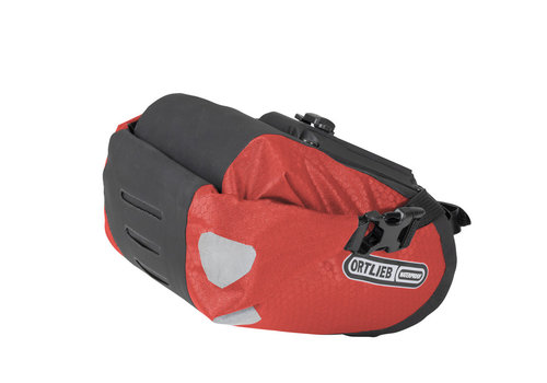 Ortlieb Ortlieb Saddle Bag Two 1.6L Signal Red/Black