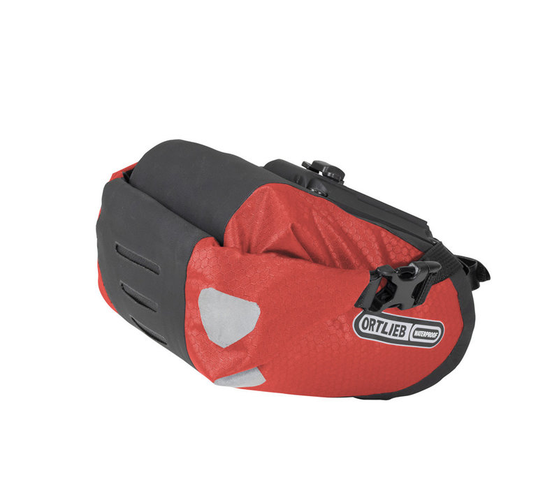 Ortlieb Saddle Bag Two 1.6L Signal Red/Black
