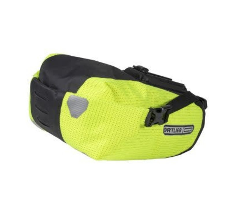 Ortlieb Saddle Bag Two 4.1L, High Visibility Yellow