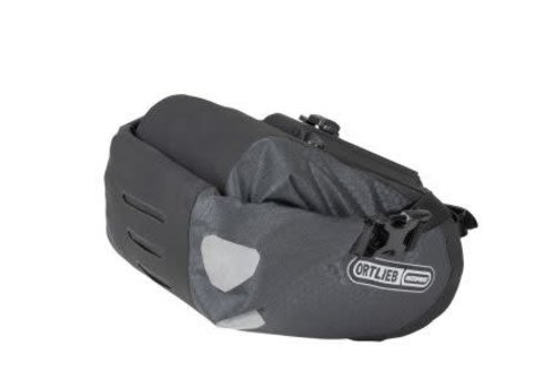 Ortlieb Ortlieb Saddle Bag Two, 4.1L Slate/ Black