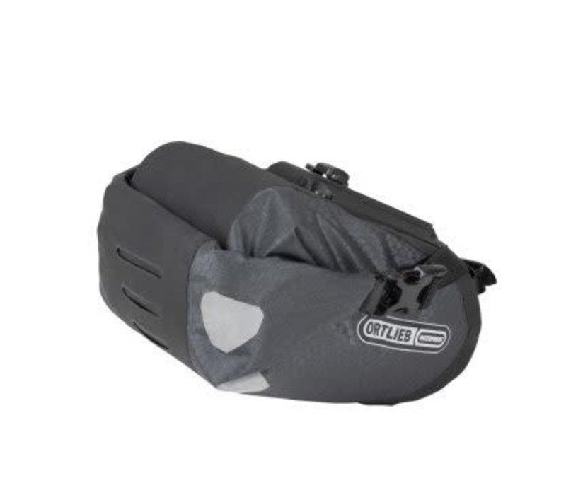 Ortlieb Saddle Bag Two, 4.1L Slate/ Black