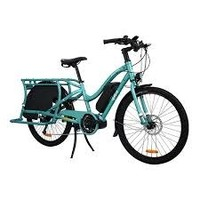 Yuba Boda Boda Step Thru Aqua