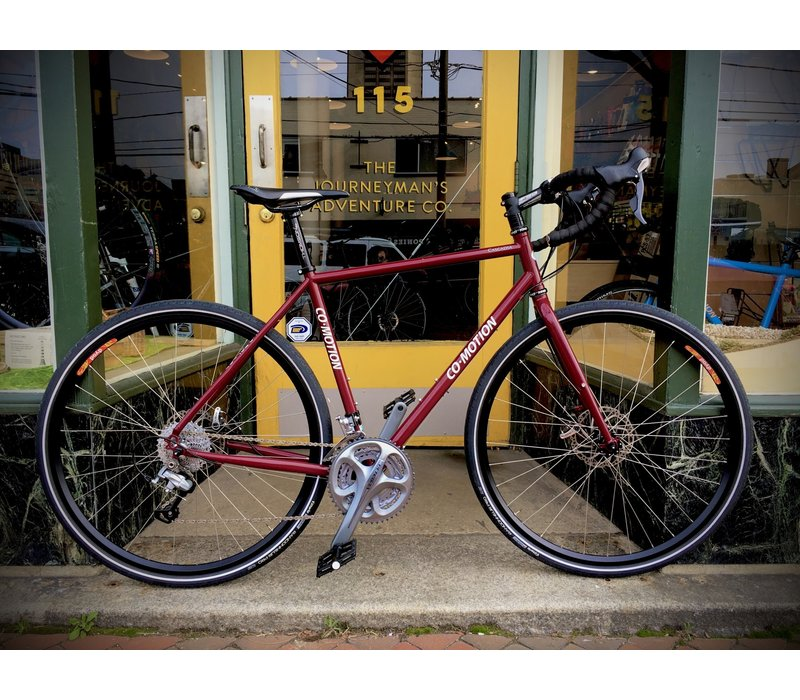 Co-Motion Cascadia 56cm Lusty Red (Reduced)