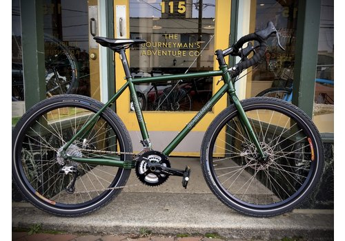 Co-Motion Co-Motion Pangea 54cm Mica Ivy Green (Reduced)