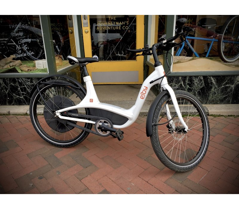 Elby S1 White Single Speed $2999 (Pick Up Only)