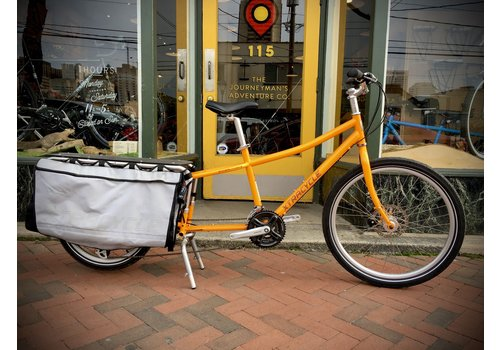 Xtracycle Xtracycle Edgerunner 24D  Orange  Small $1999 (Pick Up Only)