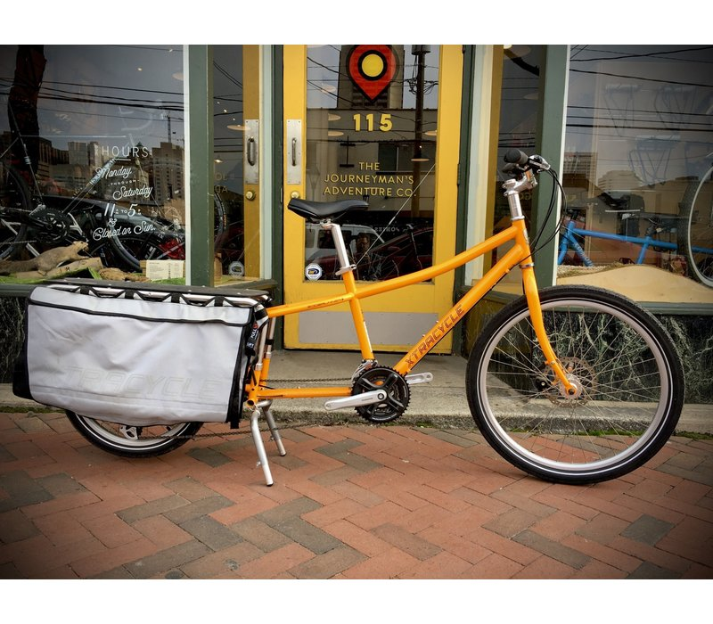 Xtracycle Edgerunner 24D  Orange  Small $1999 (Pick Up Only)