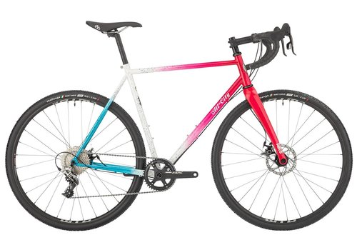All-City All-City Nature Cross Geared, Cyclone Popsicle, 55cm