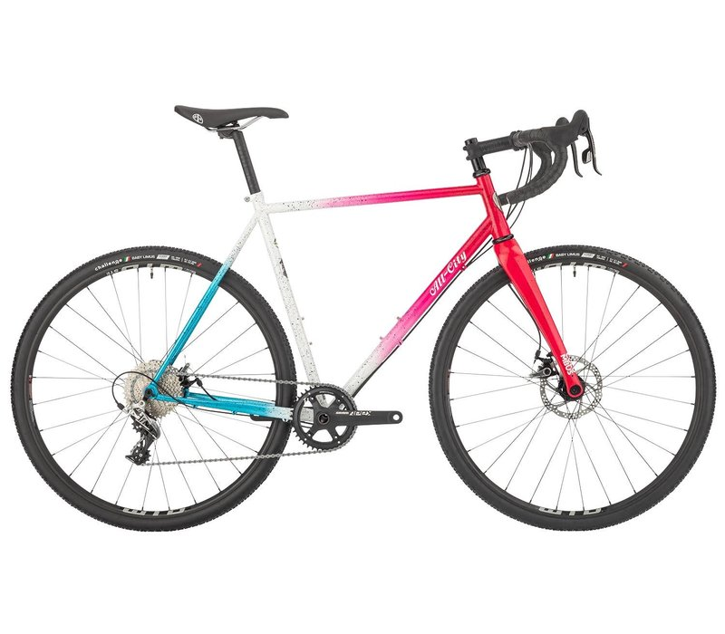 All-City Nature Cross Geared, Cyclone Popsicle, 55cm