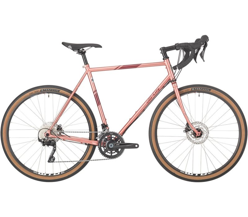 All City Space Horse GRX Dusty Rose