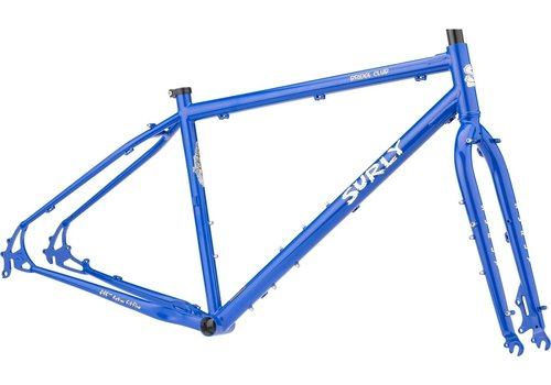 Surly Surly Bridge Club Frameset 27.5/700c Azul