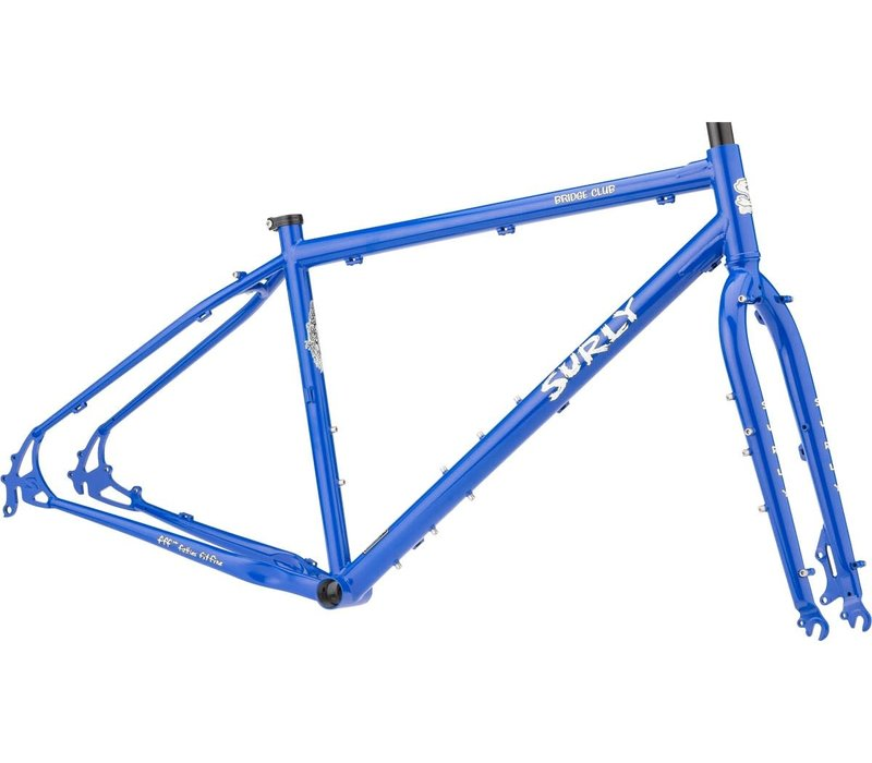 Surly Bridge Club Frameset 27.5/700c Azul