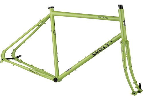 Surly Surly Disc Trucker Frameset Pea Soup