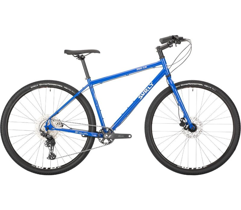 Surly Bridge Club 700c, Loo Azul, Large