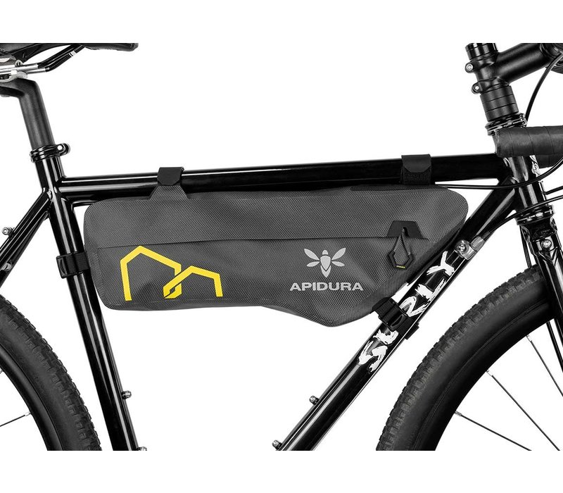 Apidura Frame Pack Expedition, Small - Grey/Black (3.5L)