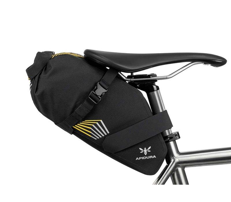 Apidura Racing Saddle Pack, Regular(5L) - Black