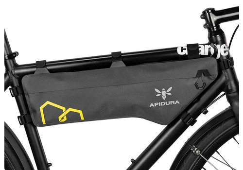 Apidura Apidura Frame Pack Expedition, Large - Grey/Black (5.3L)