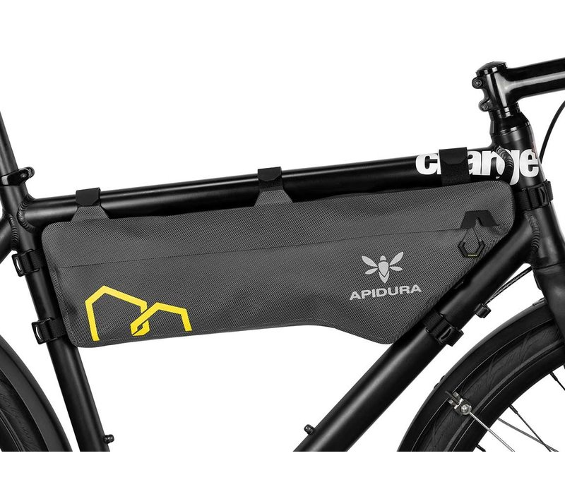 Apidura Frame Pack Expedition, Large - Grey/Black (5.3L)