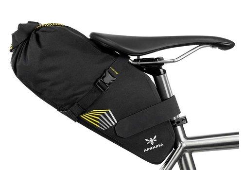 Apidura Apidura Racing Saddle Pack, Regular(7L) - Black