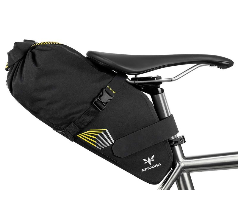 Apidura Racing Saddle Pack, Regular(7L) - Black