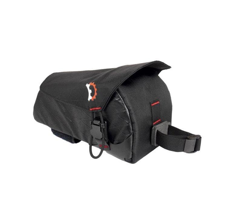 Revelate Designs Mag-Tank 2000 Top Tube/Stem Bag, Black