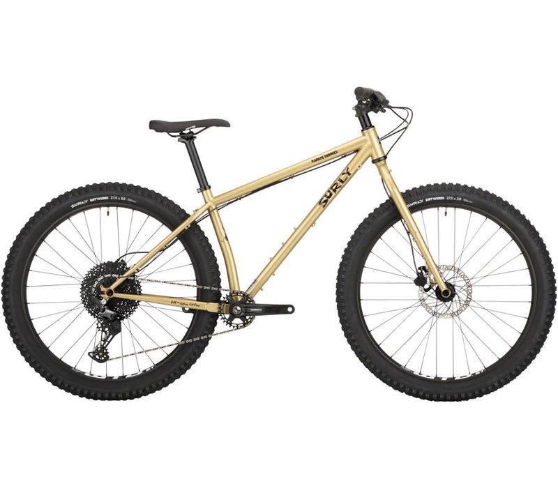"Surly Karate Monkey Bike - 27.5"", Steel, Fool's Gold, Medium"