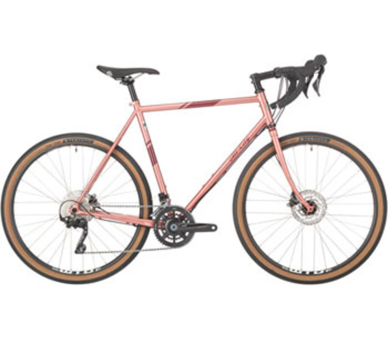 All City Space Horse GRX Dusty Rose 43