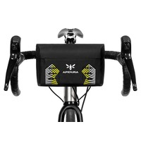 Apidura Racing Handlebar Pack, Mini (2.5L) - Black