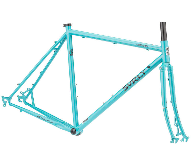 Surly Straggler Frameset   46cm Chlorine Dream