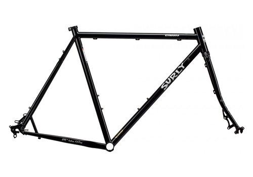Surly Surly Straggler Frameset 650b 50cm Gloss Black