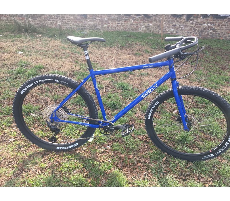 Surly Bridge Club Custom Build Loo Azul Large