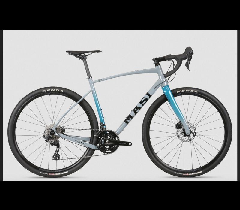 Brunello GRX22 Grey|Blue Fade 58