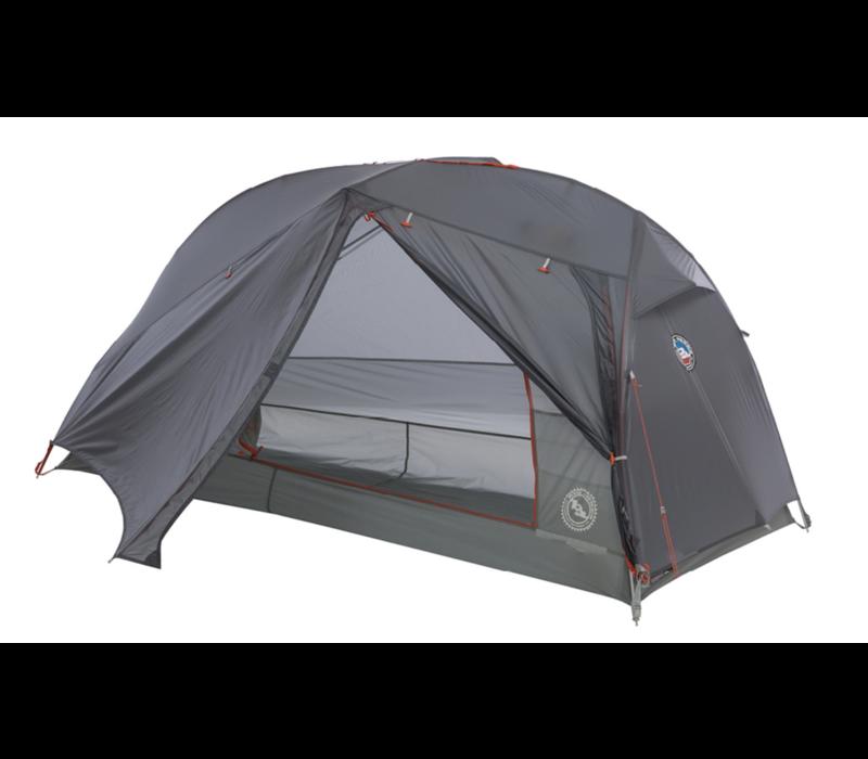 Big Agnes, Inc. Copper Spur HV UL1 Bike Pack Shelter - Gray/Silver