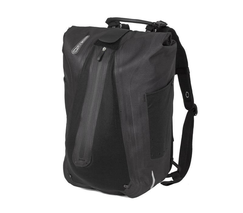 Ortlieb Vario Black,Backpack/Rear Pannier, Each
