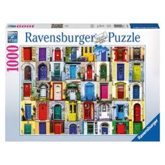 Ravensburger Doors of the World (1000 pc Puzzle)