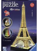 Ravensburger Eiffel Tower (216 pc 3D Puzzle) Light